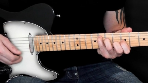 Udemy Guitar Lessons Learning The Neck Fretboard Mastery TUTORiAL
