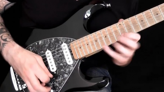 Udemy Guitar Lessons Sweep Picking Arpeggio Essentials TUTORiAL