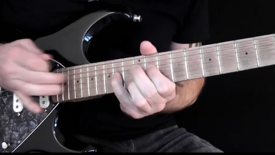 Udemy Guitar Lessons Two Handed Tapping Essentials TUTORiAL