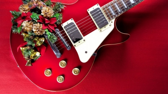 Udemy Guitar for Christmas! TUTORiAL