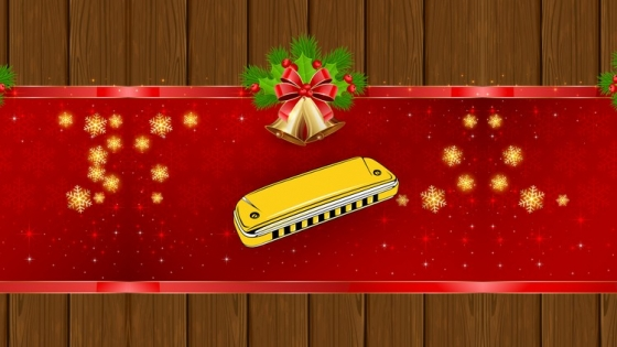 Udemy Instant Harmonica Christmas play Jingle Bells part 2 now! TUTORiAL