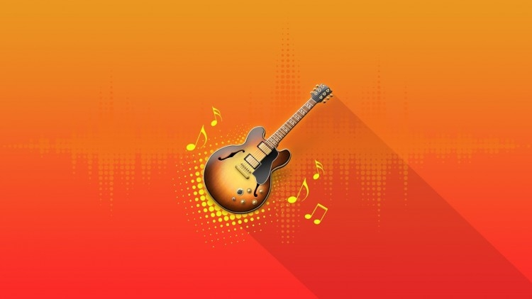 Udemy Learn GARAGEBAND Have Fun, Make Your Own Music It's Easy! TUTORiAL