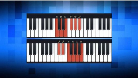 Udemy Learn Piano Scales 1: Whole Tone Scales + Whole Tone Runs TUTORiAL