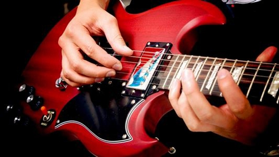 Udemy Learning Electric Guitar for Absolute Beginners TUTORiAL