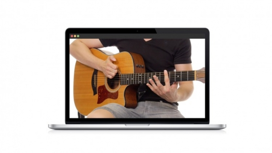 Udemy Percussive Fingerstyle Guitar TUTORiAL