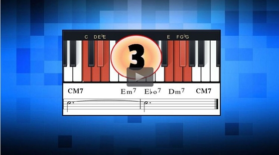Udemy Piano Runs & Fills 3: Jazzy Chromatic Chord Song Endings TUTORiAL