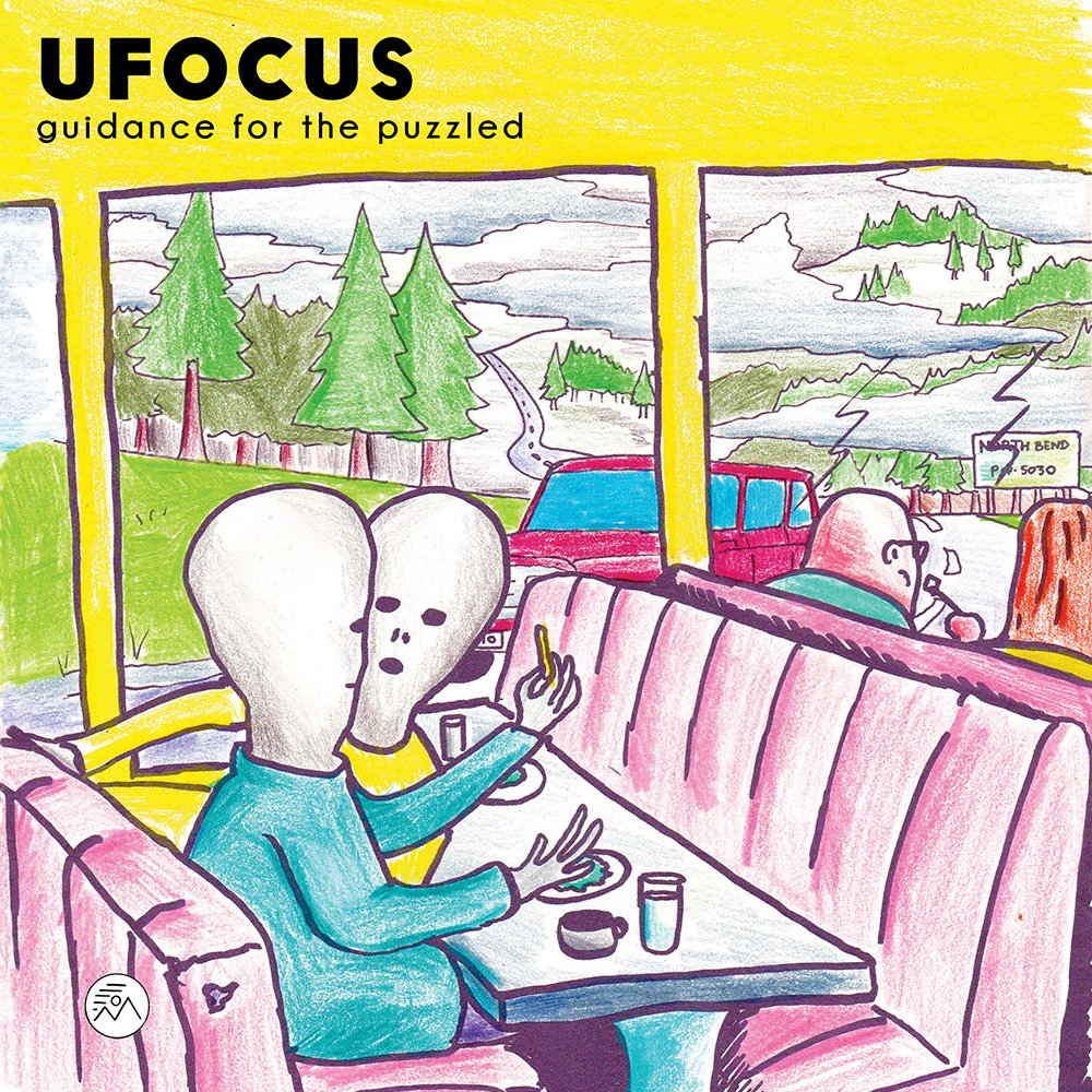 Ufocus (Legowelt) – Guidance For The Puzzled [NW009]