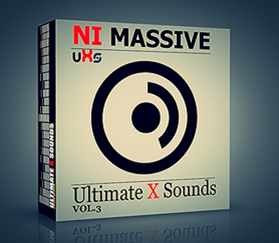 Ultimate X Sounds - Ultimate X Sounds Vol. 3 for NI MASSIVE