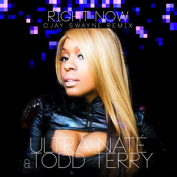 Ultra Nate, Todd Terry - Right Now (CJay Swayne Remix) [PBD106TRX2]