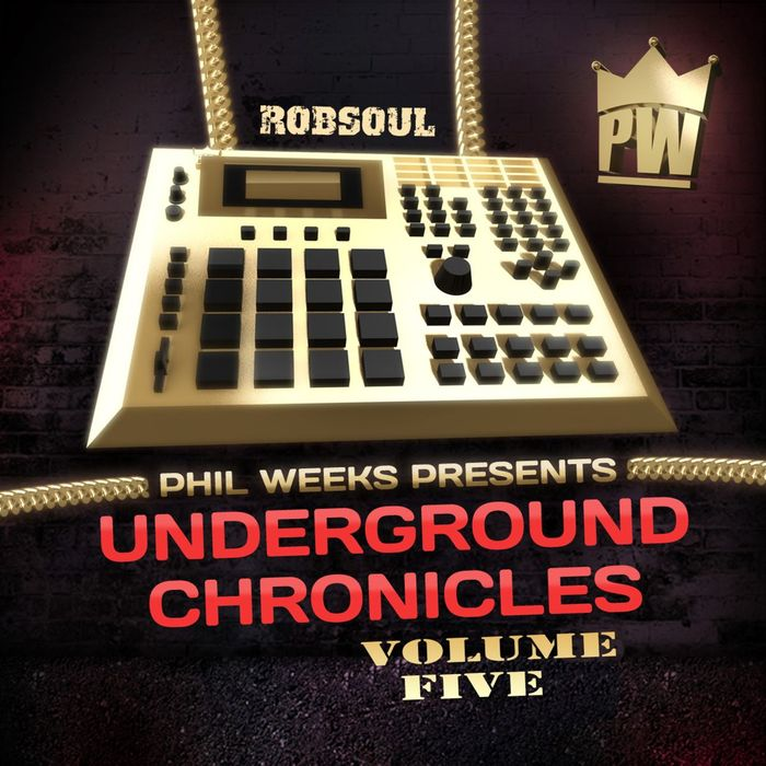 Phil Weeks - Underground Chronicles Vol. 5 [RBCD44]