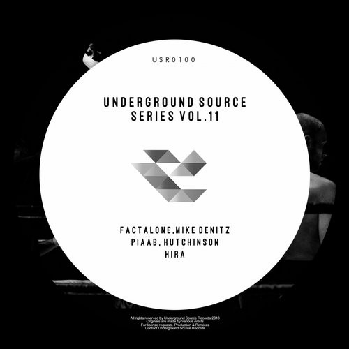 VA - Underground Source Series, Vol. 11 [USR100]
