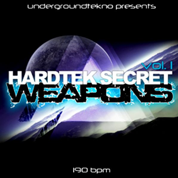 Undergroundtekno Hardtek Secret Weapon Vol.1 WAV