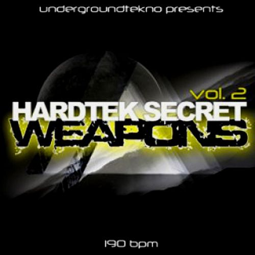 Undergroundtekno Hardtek Secret Weapon Vol.2 WAV