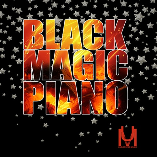 Undisputed Music Black Magic Piano WAV