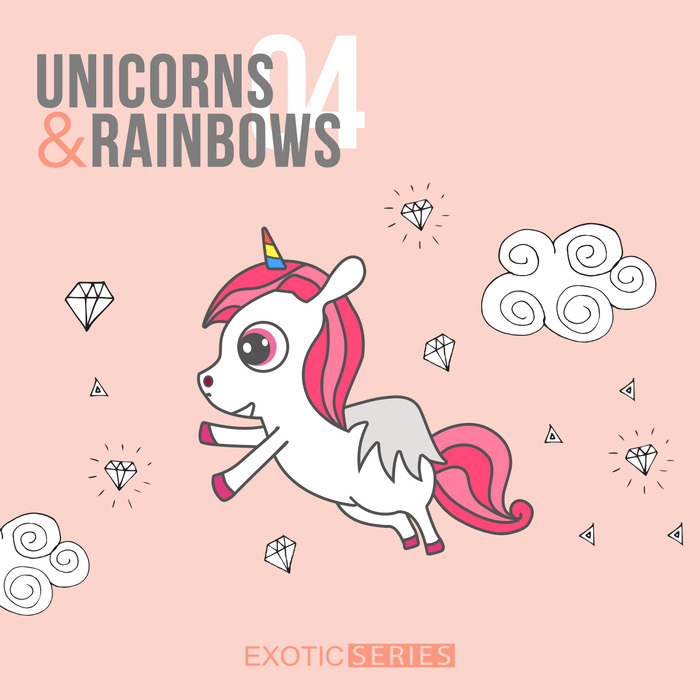 VA - Unicorns And Rainbows 4 [EXS013]