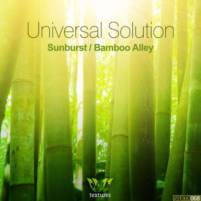 Universal Solution - Sunburst / Bamboo Alley [SILKTX068]