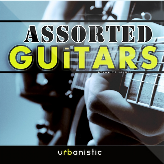 Urbanistic Dynamite Sounds Assorted Guitars WAV