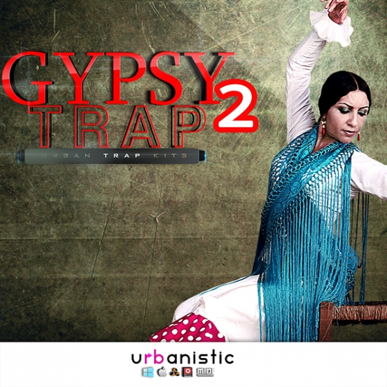 Urbanistic Gypsy Trap Vol 2 MULTiFORMAT