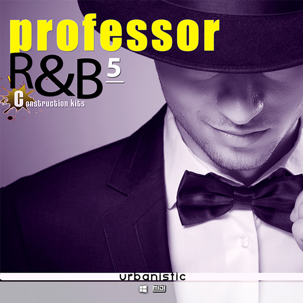 Urbanistic Professor R and B Vol.5