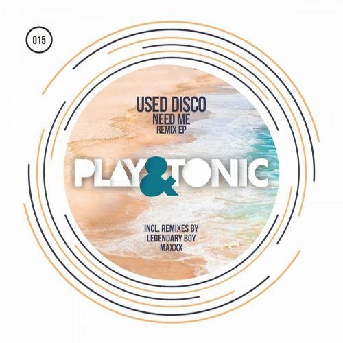 Used Disco - Need Me Remix EP [PANDT 015STEMS]