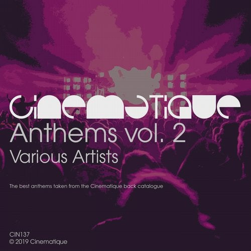 VA – Anthems Vol. 2 [CIN137]