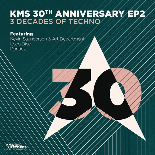 VA – KMS 30th Anniversary EP2 [KMS289]