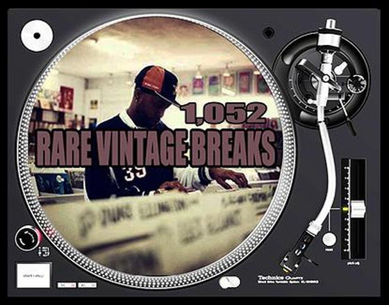 VIP Soundlab Rare Vintage Breaks and Vinyl Drums WAV