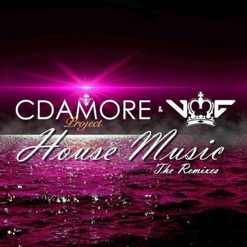 Vmc cdamore project house music the remixes cat38408 for Remix house music