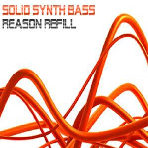 VST Patches Reason 3 Reloaded v4 Solid Synth Bass REFILL-AudioP2P