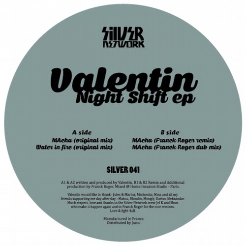 Valentin - Night Shift [SILVER041]