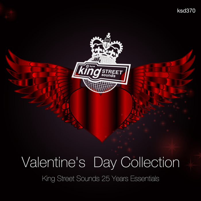 VA - Valentine's Day Collection (King Street Sounds 25 Years Essentials) [KSD370]