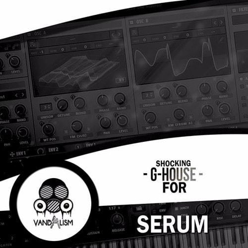 Vandalism Shocking G-House For XFER RECORDS SERUM