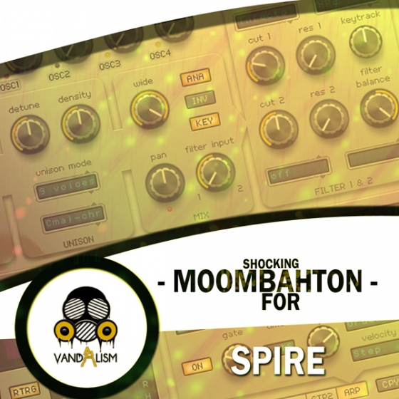 Vandalism Shocking Moombahton For REVEAL SOUND SPiRE