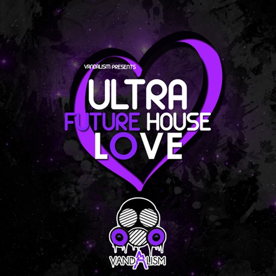 Vandalism Ultra Future House Love MiDi