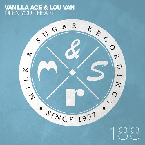 Vanilla Ace, Lou Van - Open Your Heart [MSR188]