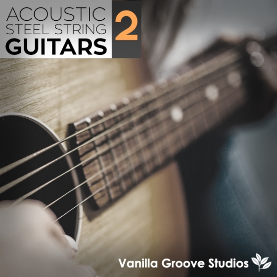 Vanilla Groove Studios Acoustic Steel String Guitars Vol 2 WAV