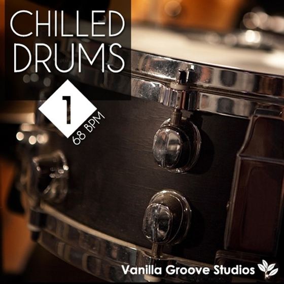 Vanilla Groove Studios Chilled Drums Vol.1 WAV AiFF