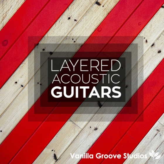 Vanilla Groove Studios Layered Acoustic Guitars Vol.1 WAV