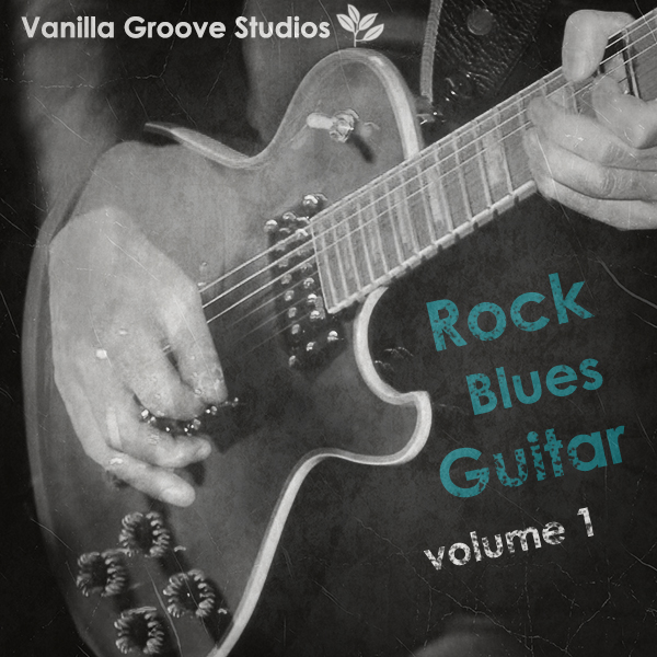 Vanilla Groove Studios Rock Blues Guitar Vol.1