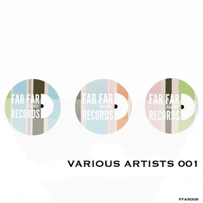 Various Artists 001 Far Far Away 2015