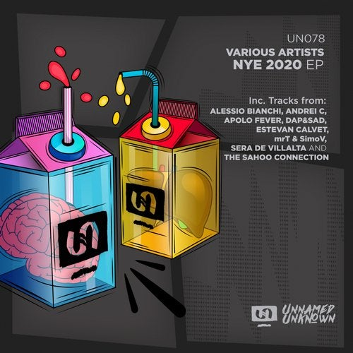 VA - Various Artists NYE 2020 [UN078] [AIFF]