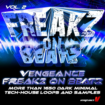Vengeance Freakz On Beatz Vol.2 ACID WAV AIFF EXS24