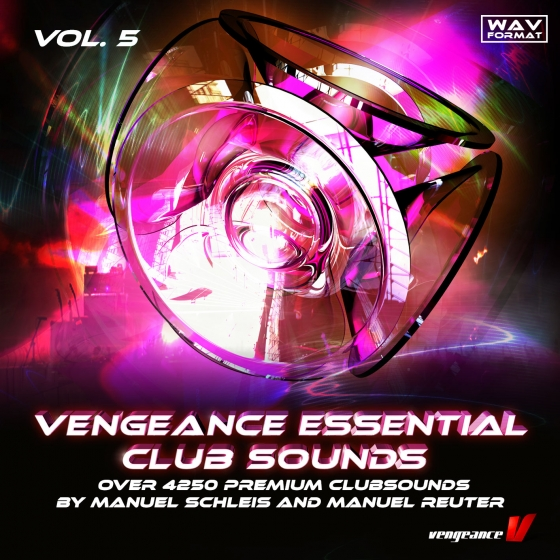 Vengeance Essential Clubsounds Vol. 5 WAV