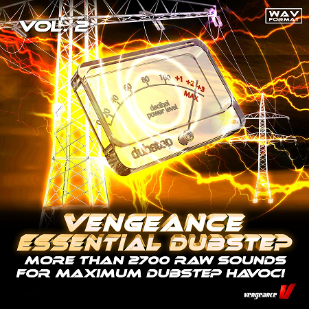 Vengeance Essential Dubstep Vol.2 WAV