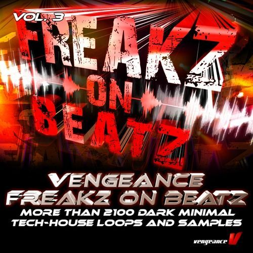 Vengeance Freakz On Beatz Vol.3 WAV-MAGNETRiXX