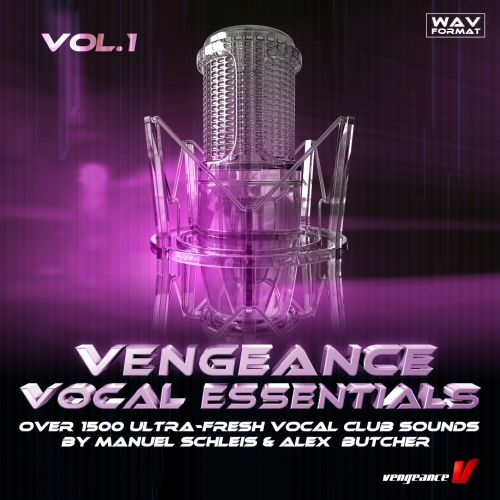 Vengeance Vocal Essentials Vol.1 WAV