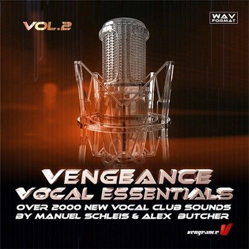 Vengeance Vocal Essentials Vol.2 WAV