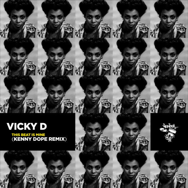Vicky D - This Beat Is Mine (Kenny Dope Remixes) [NER24299]