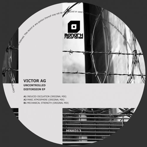 Victor AG - Uncontrolled Distorsion [MNK013]