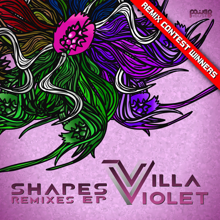 Villa Violet - Shapes Remix Contest Winners EP [PWREP 146]
